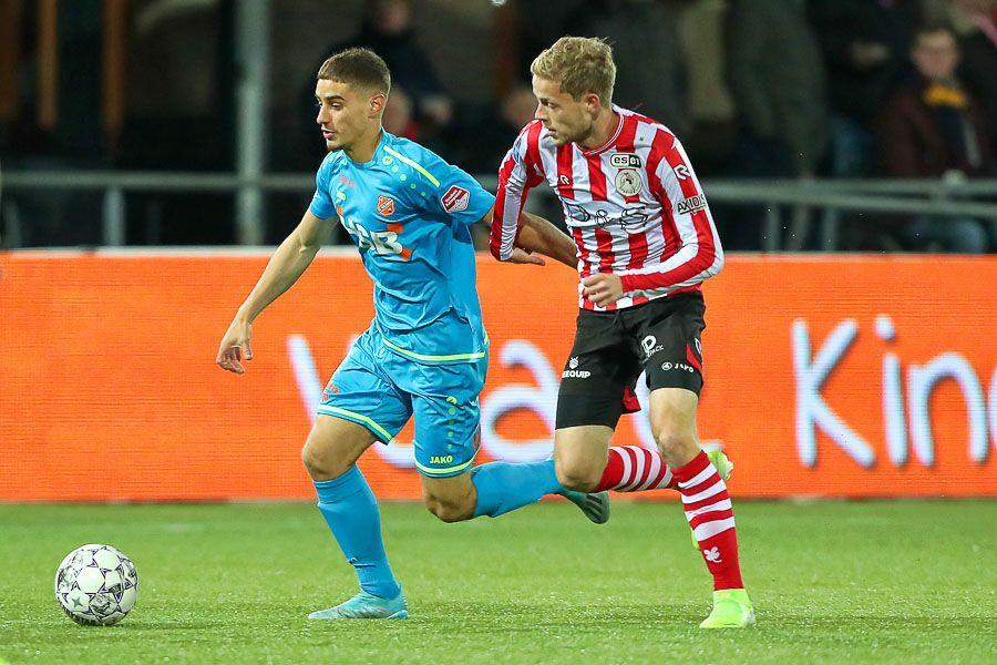 FC Volendam met opgeheven hoofd uit het bekertoernooi