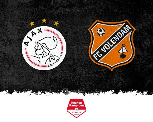 Productiefste ploeg ontvangt FC Volendam in Amsterdam