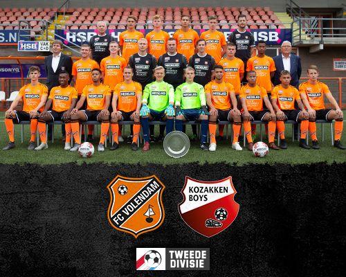 Jong FC Volendam weet dat het kan winnen