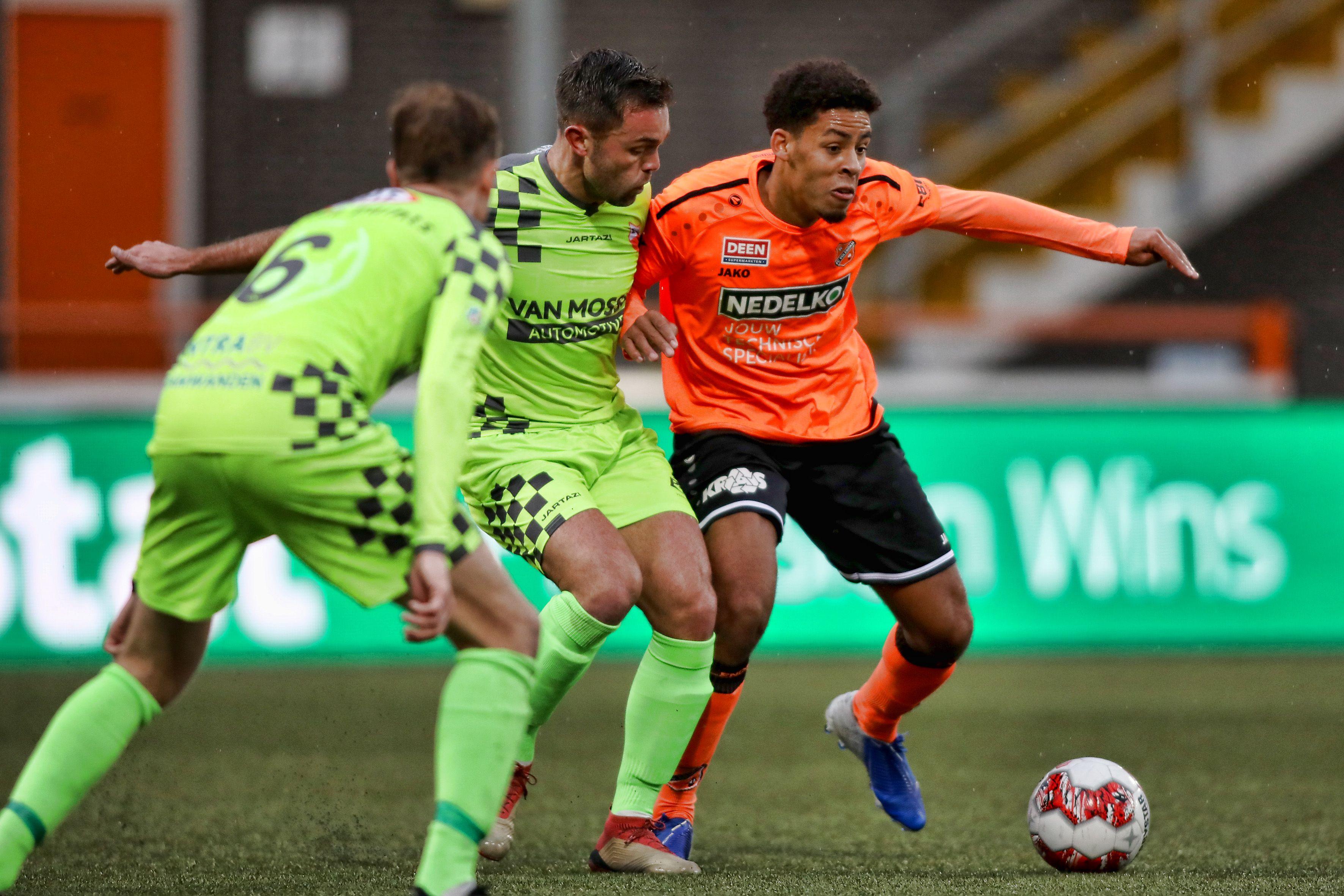 Onverdiende nederlaag Jong FC Volendam