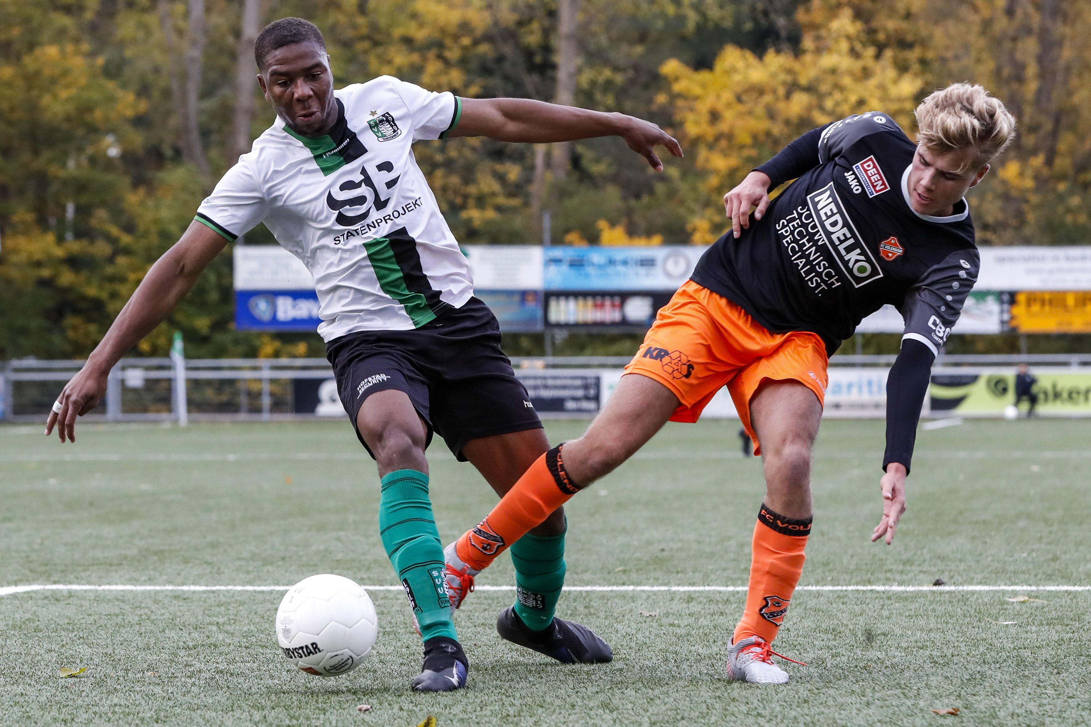 Matig Jong FC Volendam opnieuw met lege handen