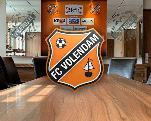 FC Volendam neemt afscheid van commissaris Nellie Veerman - Tol
