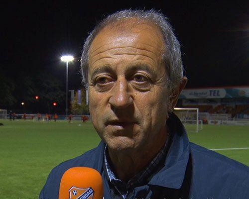 Spaanse voetbalopleider José Mari razend enthousiast over FC/AV