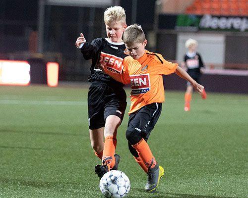 Jongens en meiden van SVW'27 door naar volgende ronde Deen Cup!