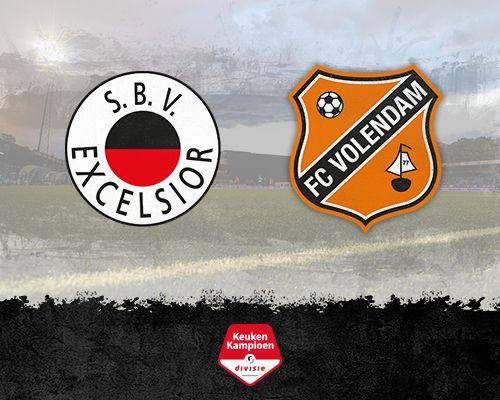 Informatie kaartverkoop Excelsior - FC Volendam