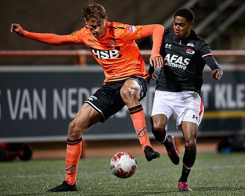 FC Volendam verlengt met Micky van de Ven