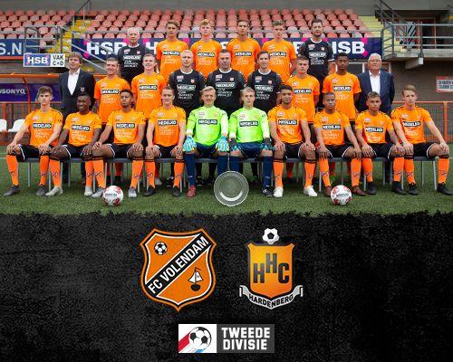 Jong FC Volendam snakt naar overwinning