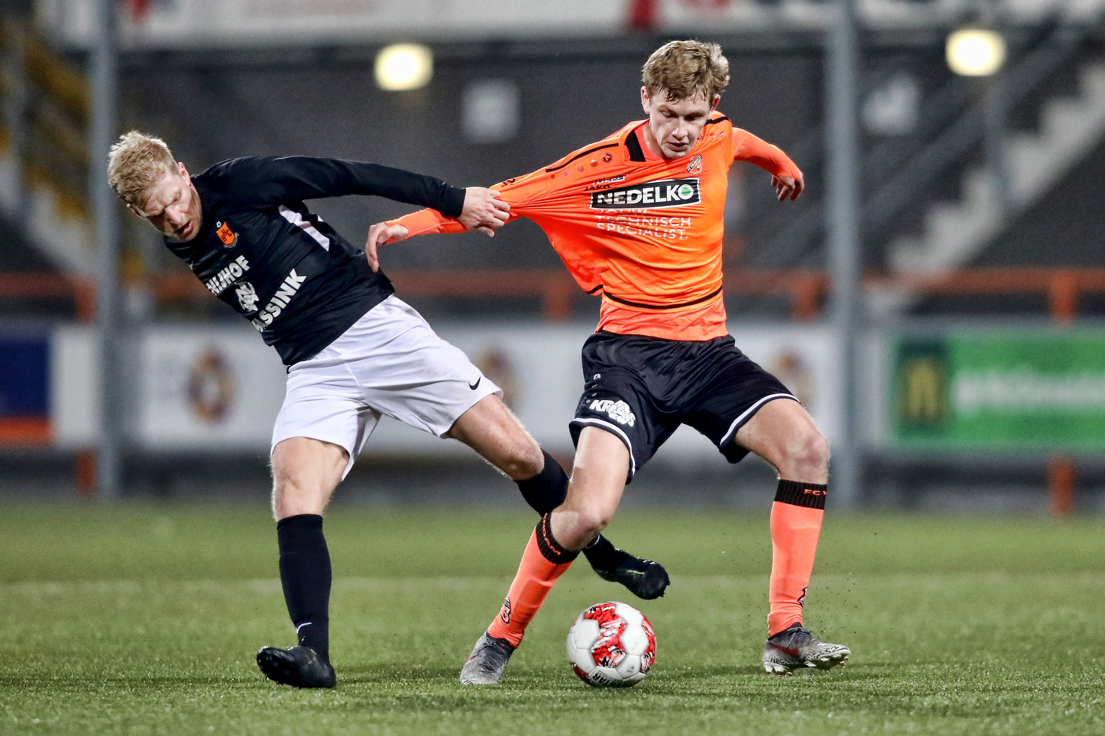 Jong FC Volendam na goede start onderuit tegen HHC