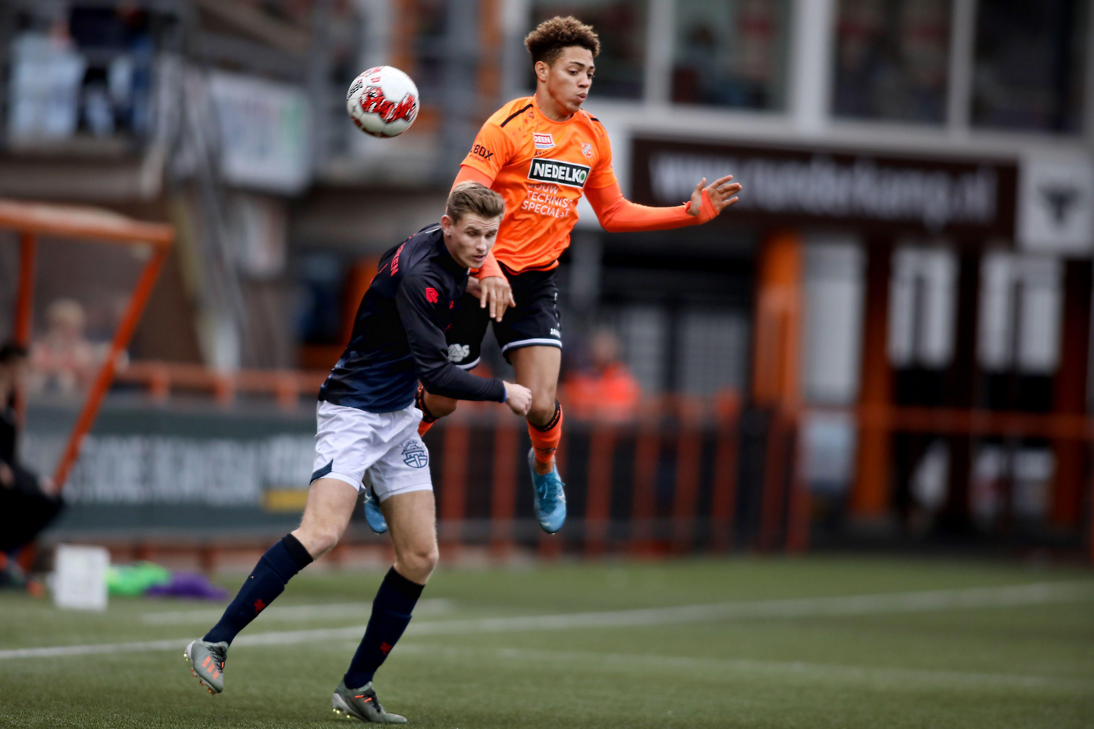 Eindelijk loon naar werken voor Jong FC Volendam