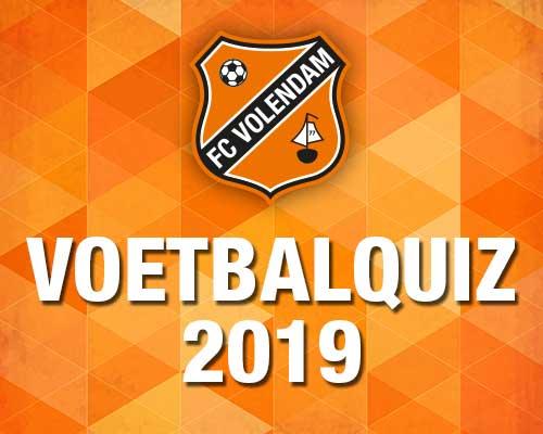 De FC Volendam Voetbalquiz 2019