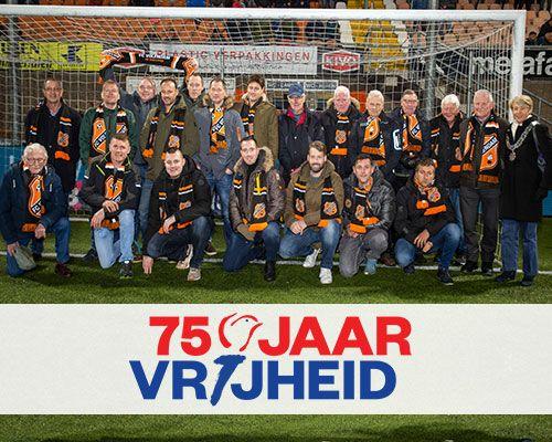 Veteranen te gast bij FC Volendam