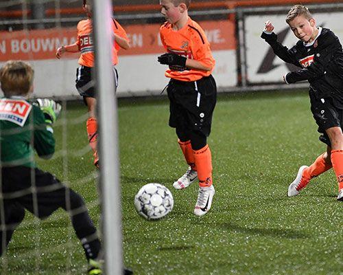 Meiden van ADO'20 en de jongens van SVA Assendelft door naar volgende ronde Deen Cup