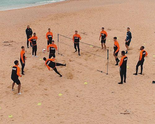 Trainingskamp: een update vanuit Spanje