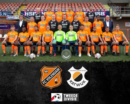 Jong FC Volendam mag ook weer aan de bak