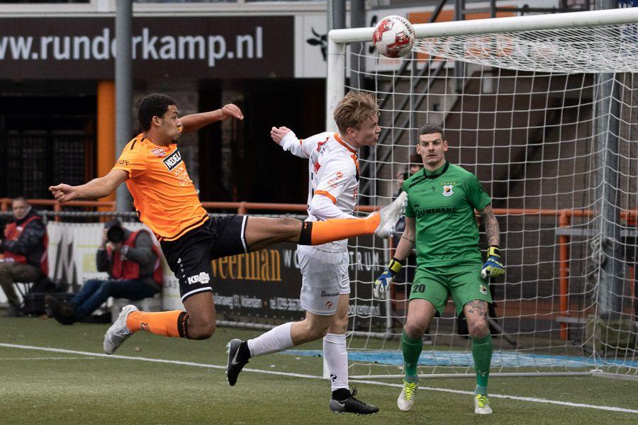 """Heftige """"rollercoaster ride"""" voor Jong FC Volendam"""