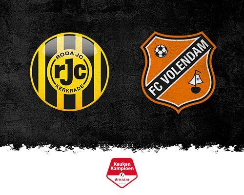 FC Volendam gaat in Kerkrade voor drie op een rij in nieuwe jaar