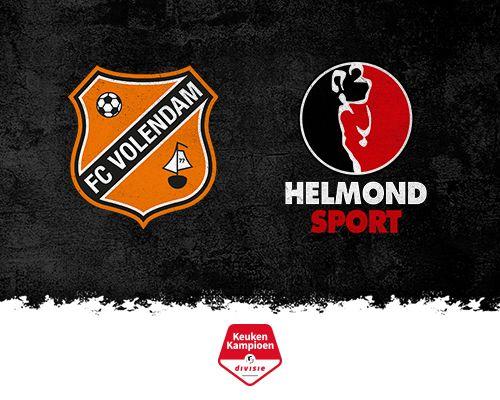 FC Volendam verlangt naar 'clean sheet' in eigen huis
