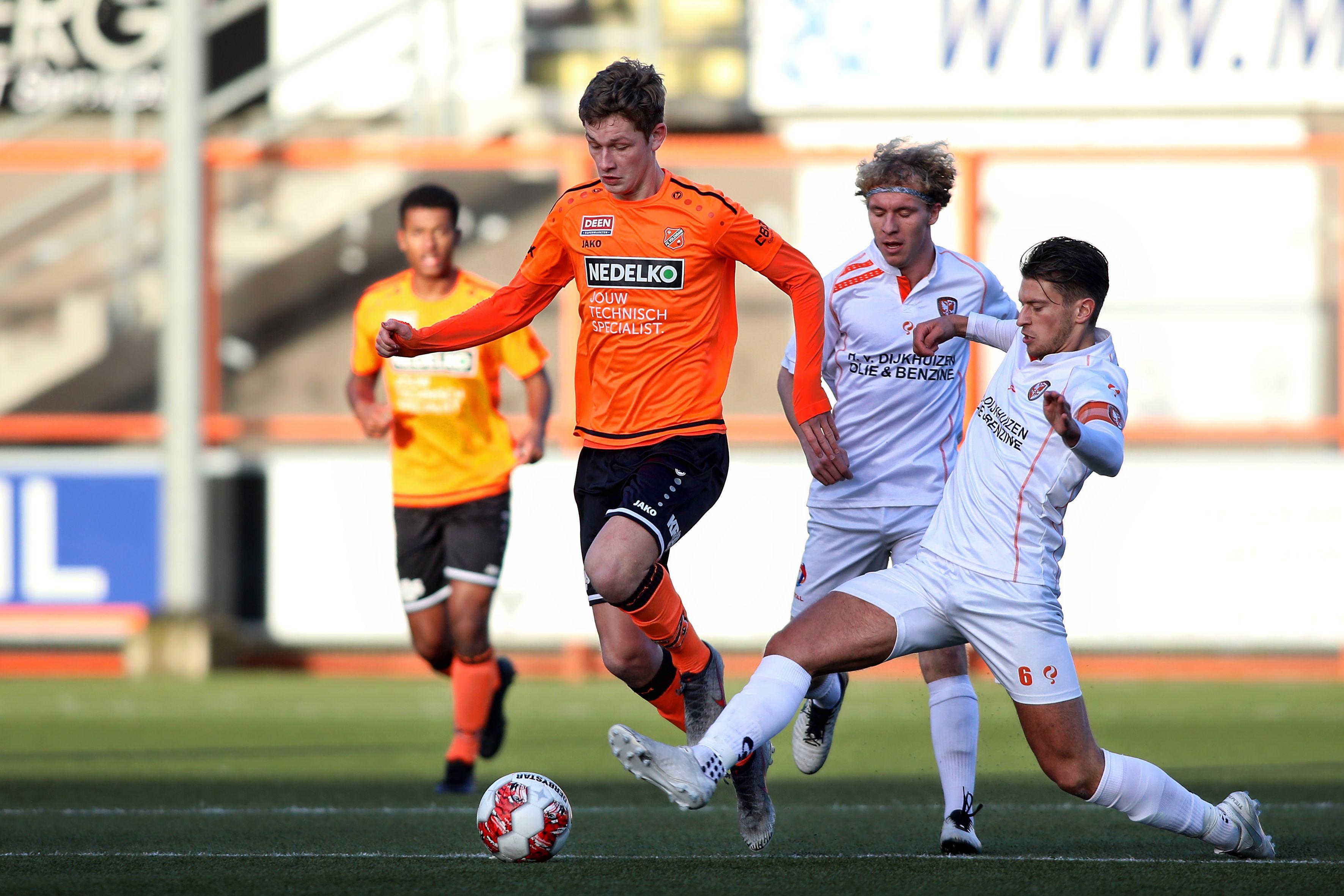 Zeer belangrijke overwinning Jong FC Volendam
