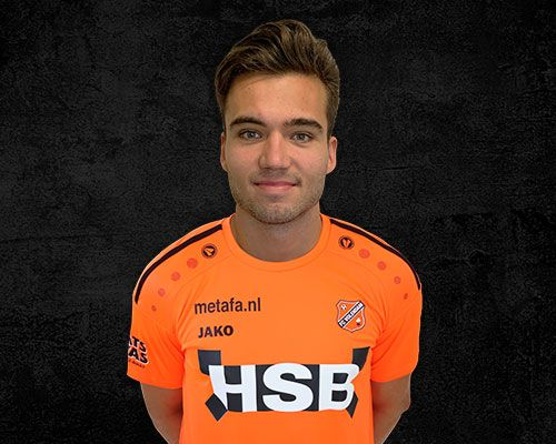 Mink Peeters sluit aan bij FC Volendam