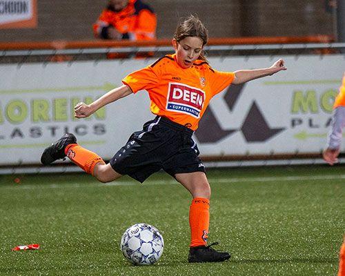 Jongens Zeeburgia en meiden Amstelveen Heemraad door naar volgende ronde Deen Cup