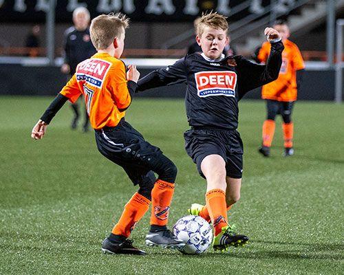Eerste kwartfinales Deen Cup gespeeld!
