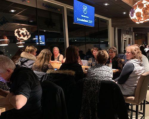 Boerenkoolavond voor vrijwilligers FC Volendam