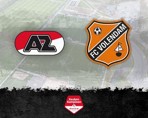 Update: Informatie kaartverkoop Jong AZ - FC Volendam