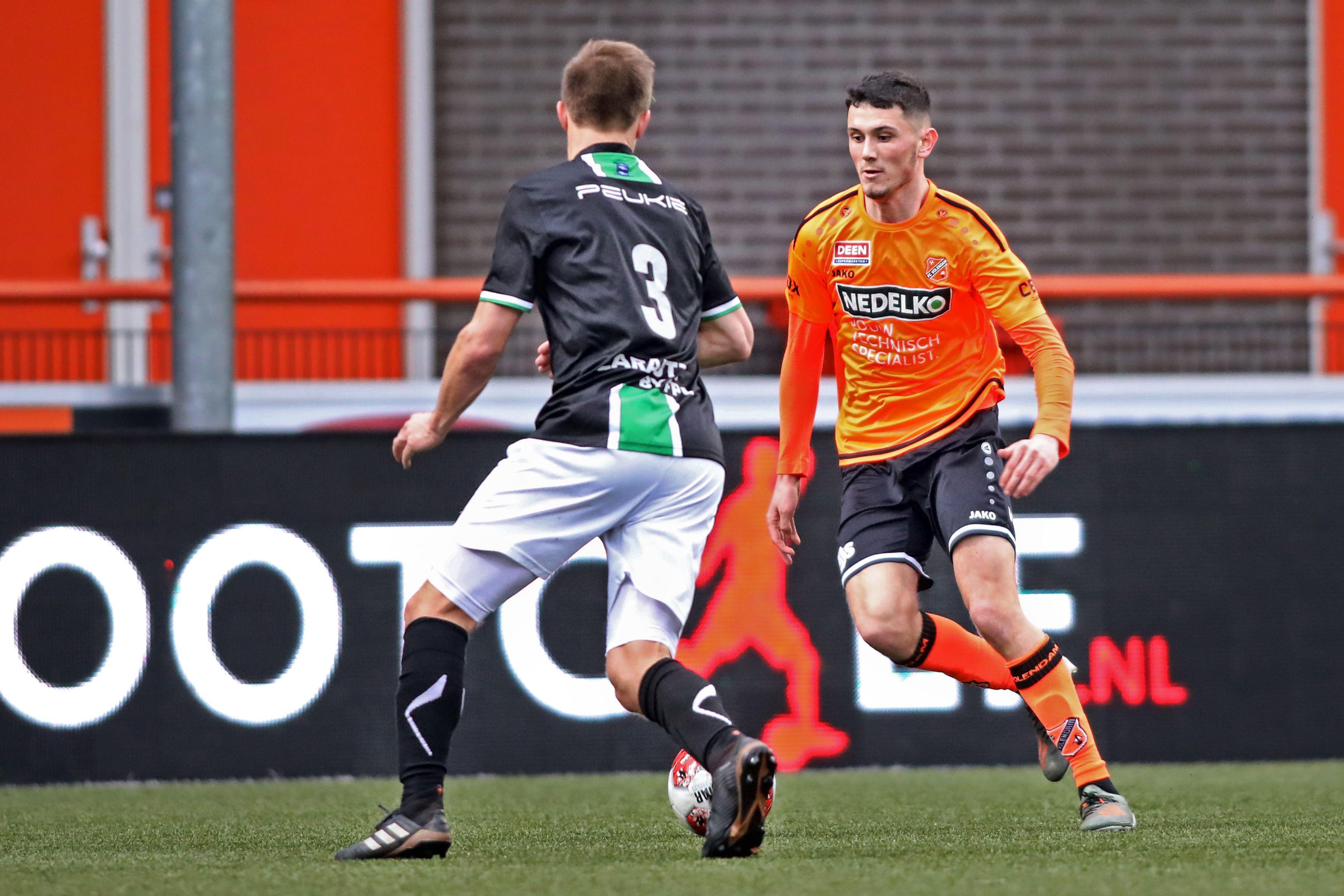 Jong FC Volendam heeft een serieus probleem