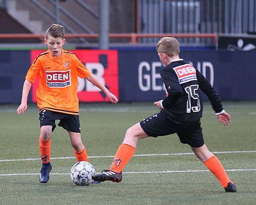Deen Cup: Meiden SV Marken en jongens RKAV Volendam door naar de finale!