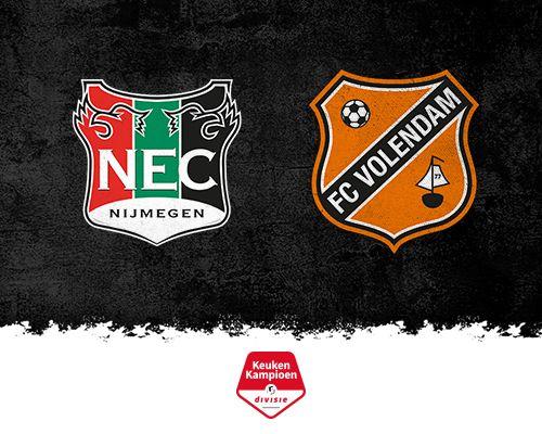 FC Volendam jaagt in Nijmegen op 'historische' zege