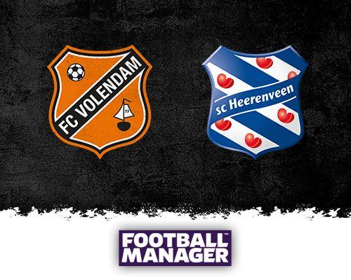 FC Volendam in 2024; wedstrijd van de toekomst tegen SC Heerenveen