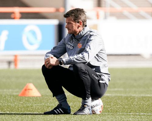 Enthousiasme groot tijdens hervatting training FC Volendam