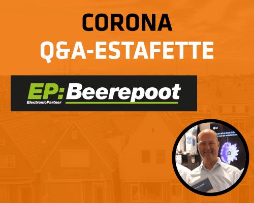 Corona Q&A Estafette: EP:Beerepoot