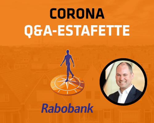 Corona Q&A Estafette: Rabobank Waterland en Omstreken