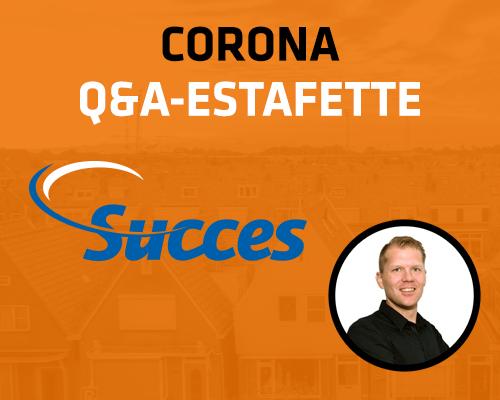 Corona Q&A Estafette: Succes Schoonmaak