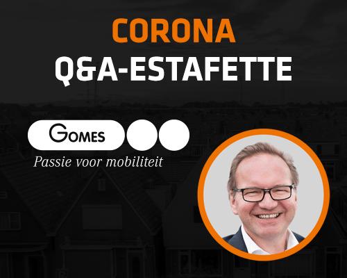 Corona Q&A Estafette: Gomes Mercedes-Benz