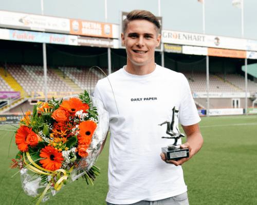 Antonucci en Van de Ven bekroond voor succesvol seizoen