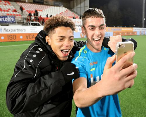 FC Volendam zoekt stagiair Communicatie & Content