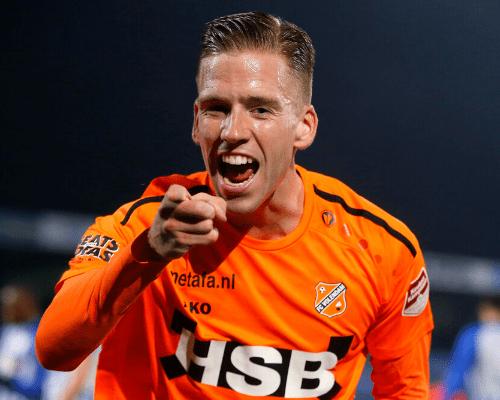 Gijs Smal vervolgt carrière bij FC Twente