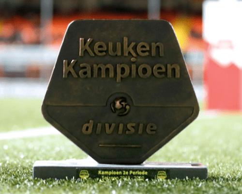 FC Volendam blij met verlenging Keuken Kampioen voor onbepaalde tijd