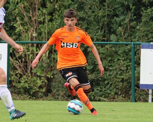 FC Volendam rekent in tweede helft af met Woudia