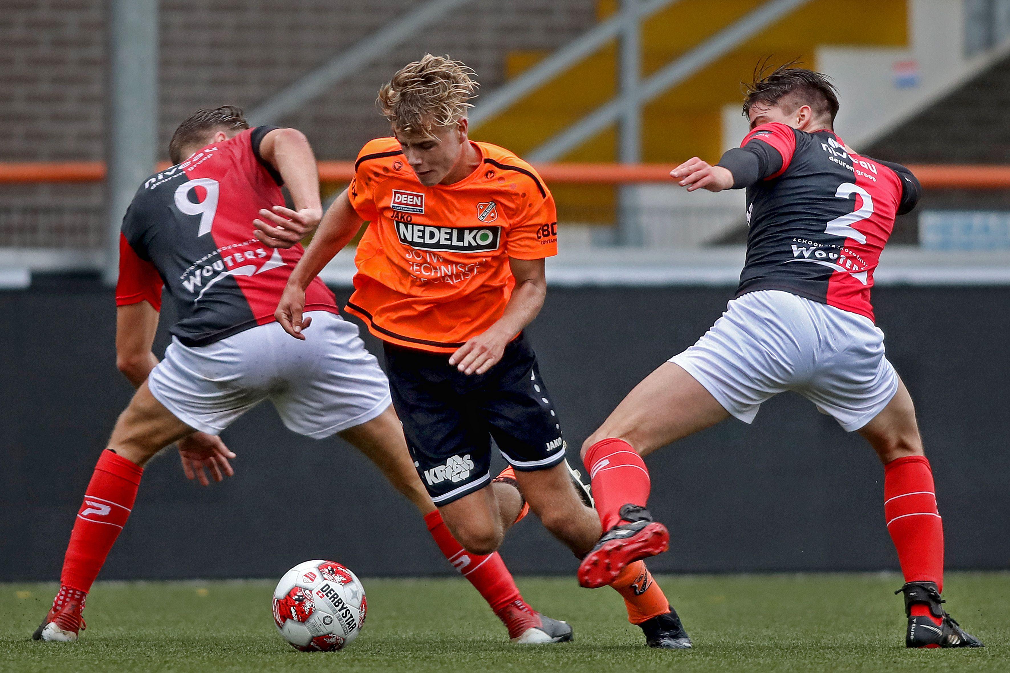 Jong FC Volendam opent tegen Jong Sparta