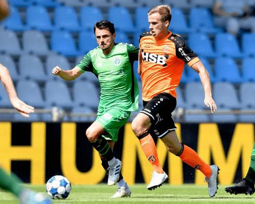 FC Volendam laat De Graafschap zweten en wint