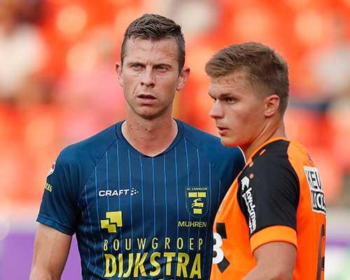 FC Volendam opnieuw titelkandidaat de baas