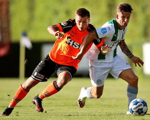 Leerzaam treffen met FC Groningen eindigt in verlies
