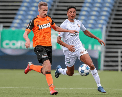 Taai Telstar houdt FC Volendam van winst af