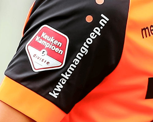 FC Volendam presenteert Kwakman Groep als mouwsponsor