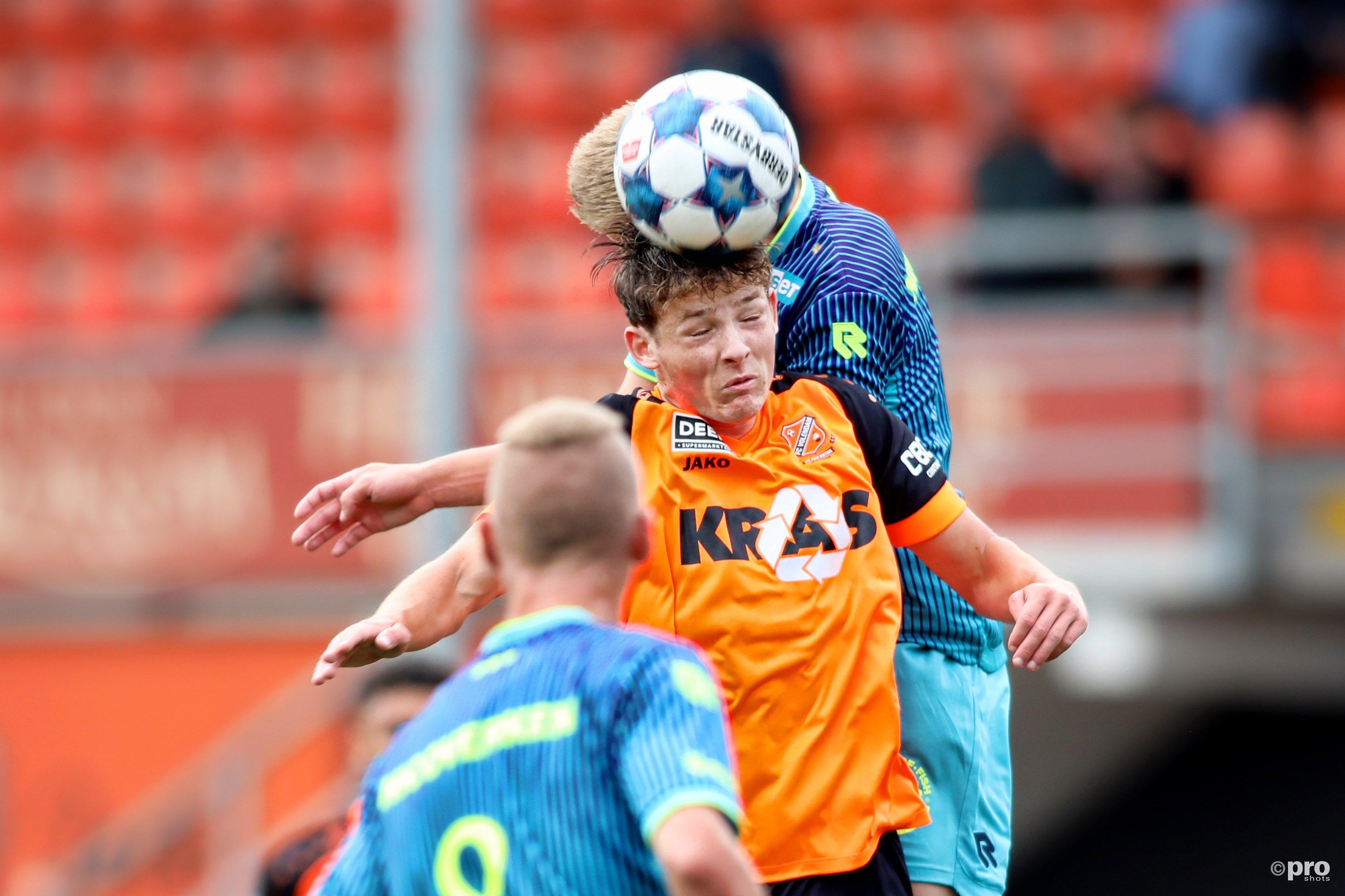 Jong FC Volendam begint met gelijkspel