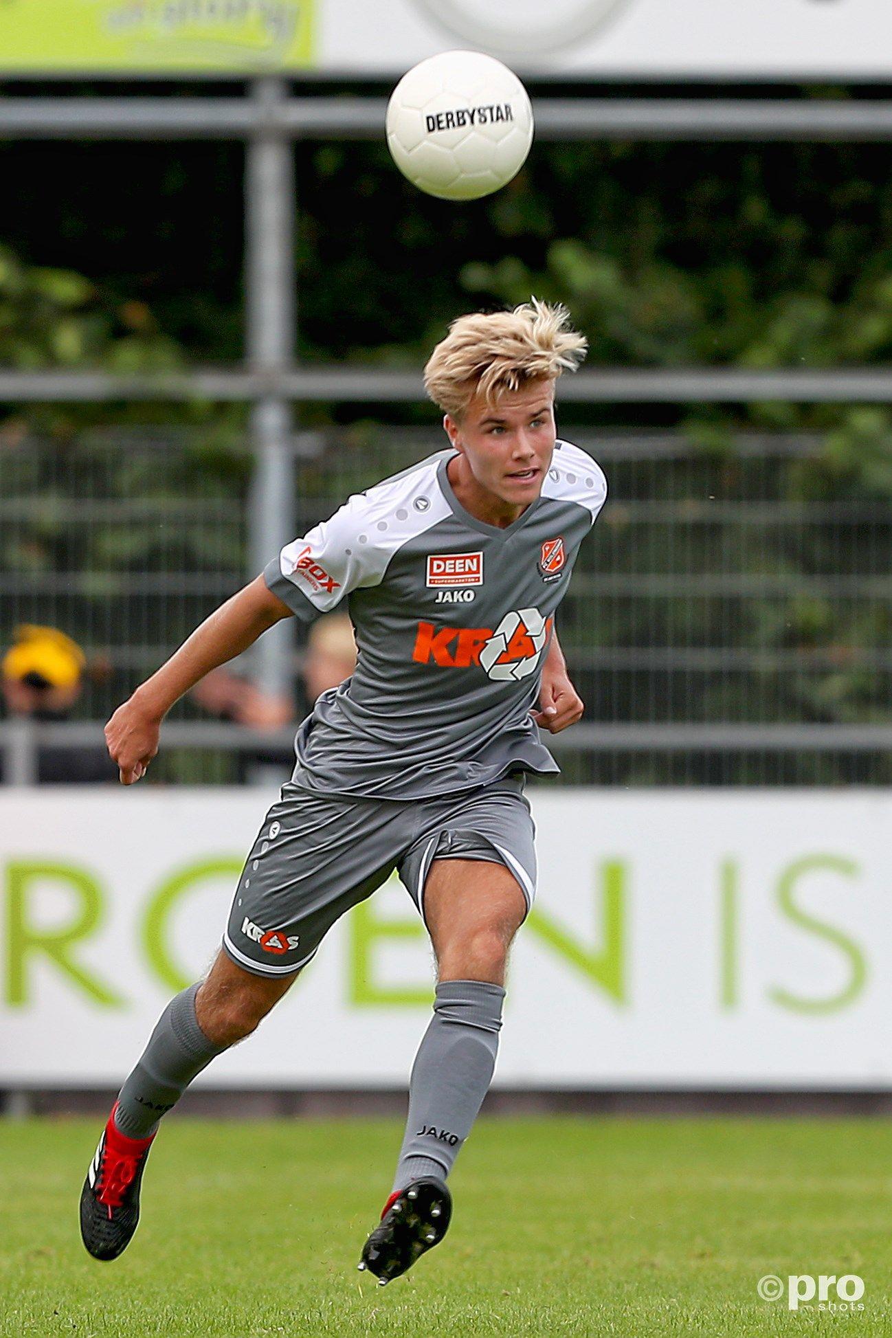 Jong FC Volendam maat te klein voor Rijnsburgse Boys