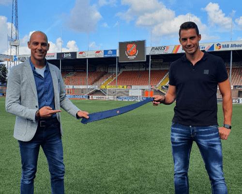Martijn Stroet vervangt Martijn Molleman in commercieel team